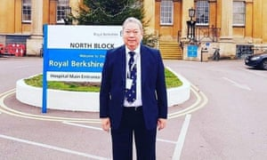 Consultant Dr Peter Tun, who died after contracting coronavirus