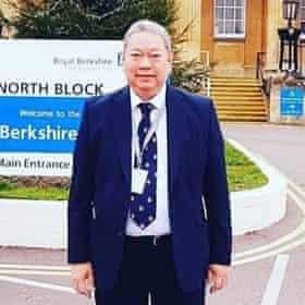 Dr Peter Tun.
