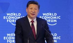 China's Xi Jinping: 'No one will emerge as a winner in a trade war.'