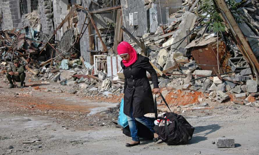 Homs, Syria, one of the many flashpoints in a protracted and bitter civil war.