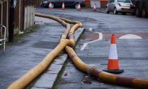 Water pumps in Bentley, Doncaster