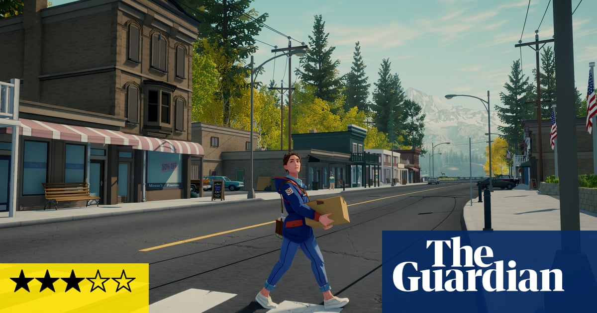 Lake review – a small-town drama about delivering post in a picturesque place