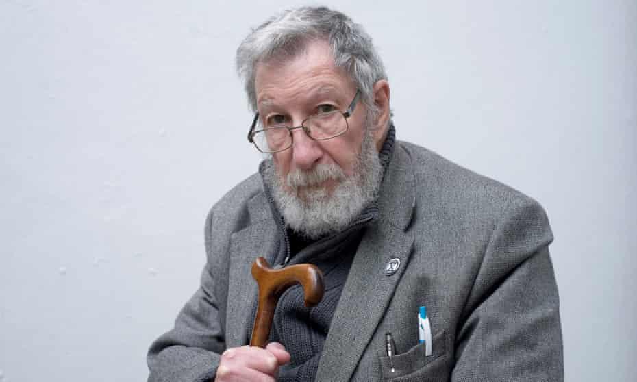 John Lynes, activist for Extinction Rebellion