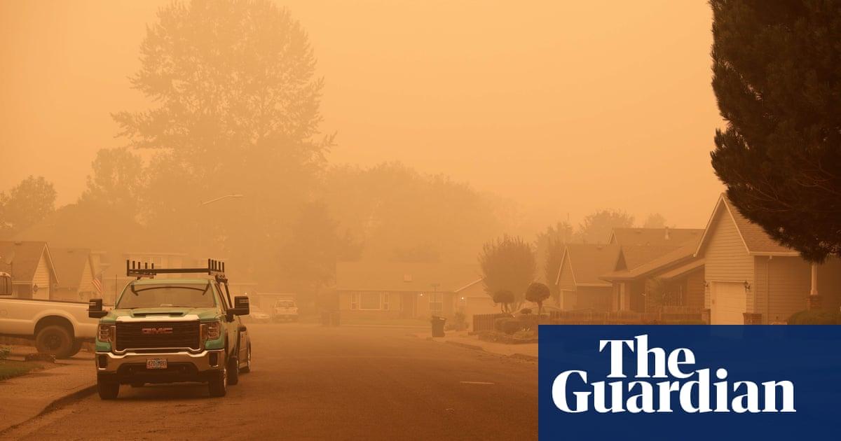 'I've never been so afraid': Oregon fire evacuees face unrecognizable landscape – The Guardian
