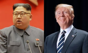Kim Jong-un and Donald Trump will be the first ever leaders of North Korea and the US to meet, if their meeting goes ahead.