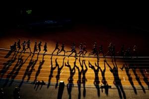 Men's 10,000m final, Glasgow Commonwealth Games 1 August 2014