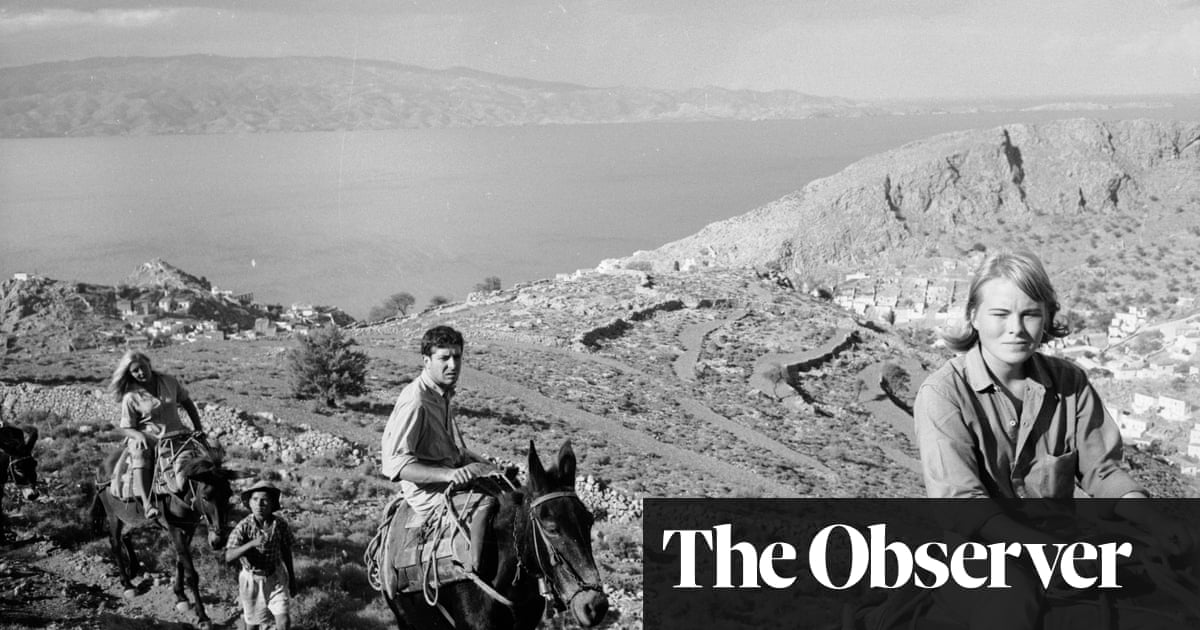 Leonard Cohen and Marianne Ihlen: the love affair of a