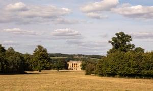 Basildon Park house