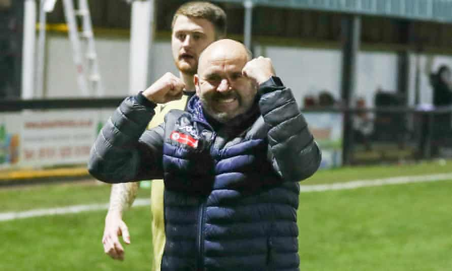 Marine's manager Neil Young says the Cup run has been vital to the club.