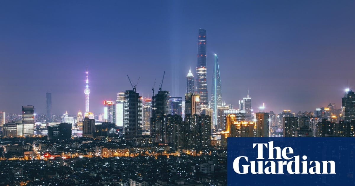 Inside Shanghai Tower: China's tallest skyscraper claims to