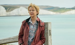 Annette Bening plays the gregarious and needy wife Grace in Hope Gap.