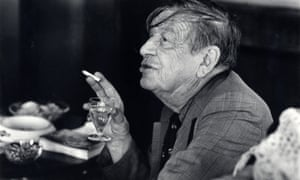 WH Auden was the prototype for Cecil Day-Lewis's private detective Nigel Strangeways.