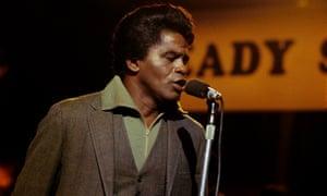 A shocking delirium of sound ... James Brown. Photograph: David Redfern/Redferns