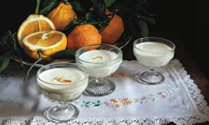 Sack posset from Regula Ysewijn's Pride and Pudding