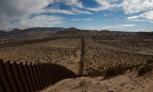 The border wall between Texas and Juárez, Mexico. The woman was arrested in El Paso, Texas, which borders Juárez.