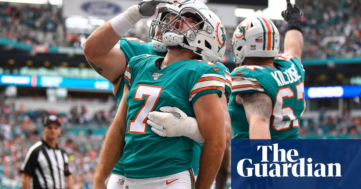 Did the Miami Dolphins pull off the greatest trick in NFL history?