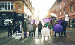 Swingin' in the rain: Levelz in Manchester