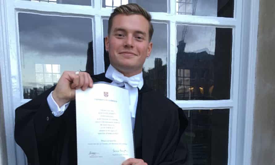 Jack Merritt, 25, who was one of the victim of the November 2019 London Bridge terror attack.