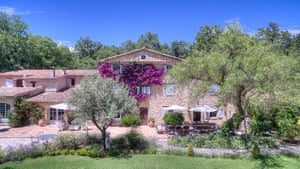 Edith Piaf's former home, Grasse, Provence