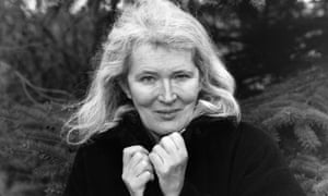 Angela Carter, pictured in 1984.