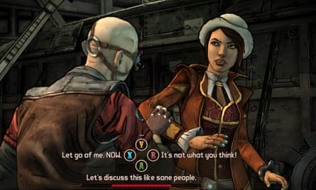 Fiona, Tales from the Borderlands
