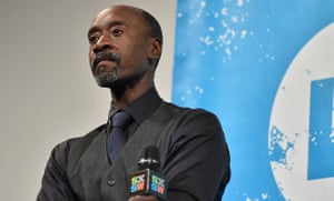 Don Cheadle attends the screening of Miles Ahead during SXSW