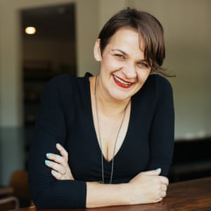 Ewa Ramsey, author of The Morbids.