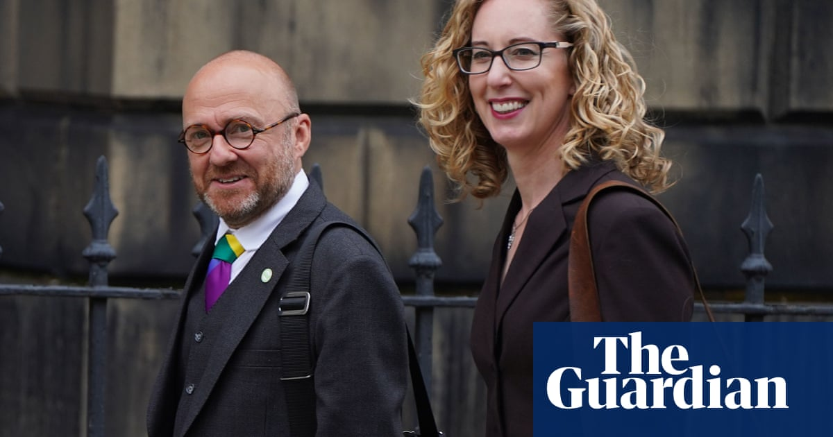 Former Scottish Greens leader criticises 'disappointing' agreement with SNP