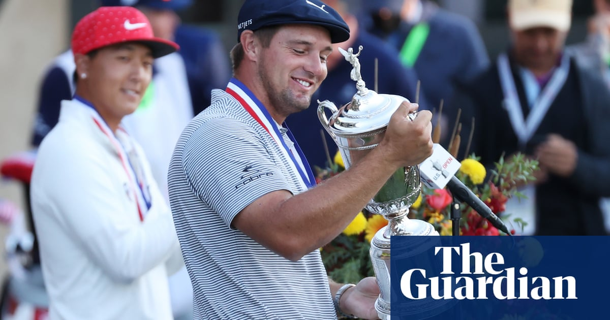 Bryson DeChambeau does it all his own way and lands the US Open title