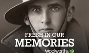 Woolworths Anzac