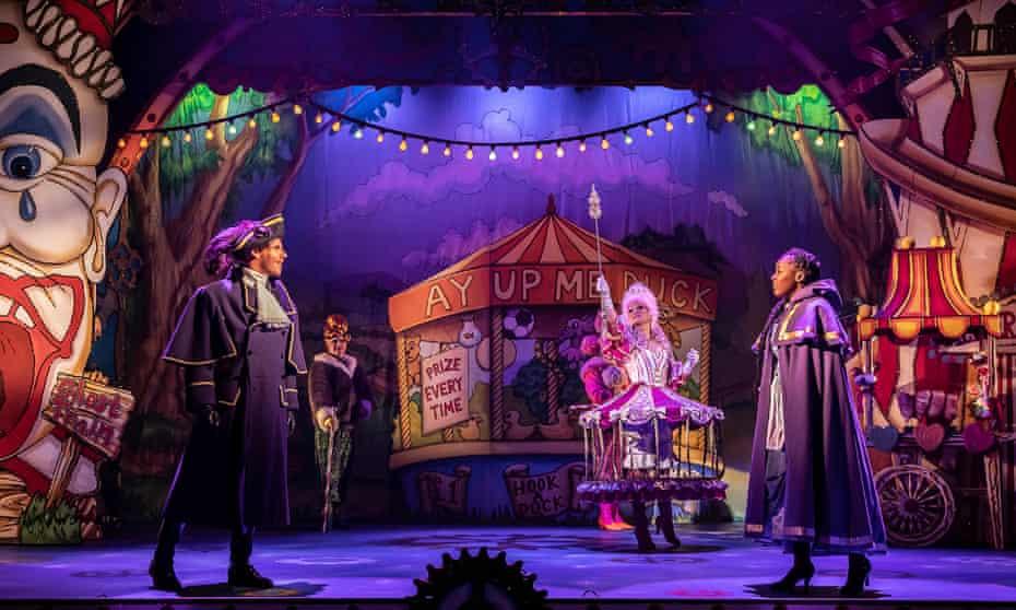 Cinderella at Nottingham Playhouse.