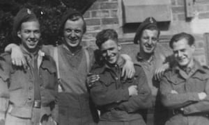 Read aged 22 with the Royal Signals Scotland Command in Edinburgh, 1946.