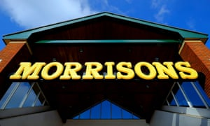 A Morrisons supermarket at Gamston in Nottinghamshire