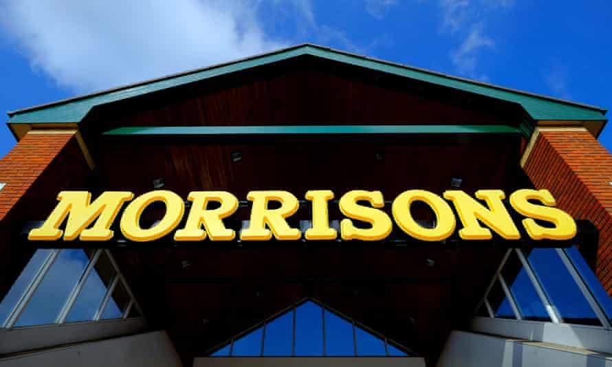 Morrisons sign