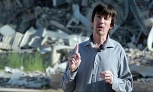 John Cantlie speaks in Isis video