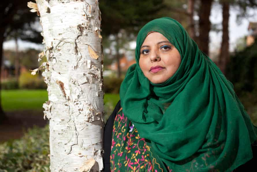 'At no point should anyone have ever thought that England winning was going to wipe out racism' ... Shaista Aziz, of the #threehijabis