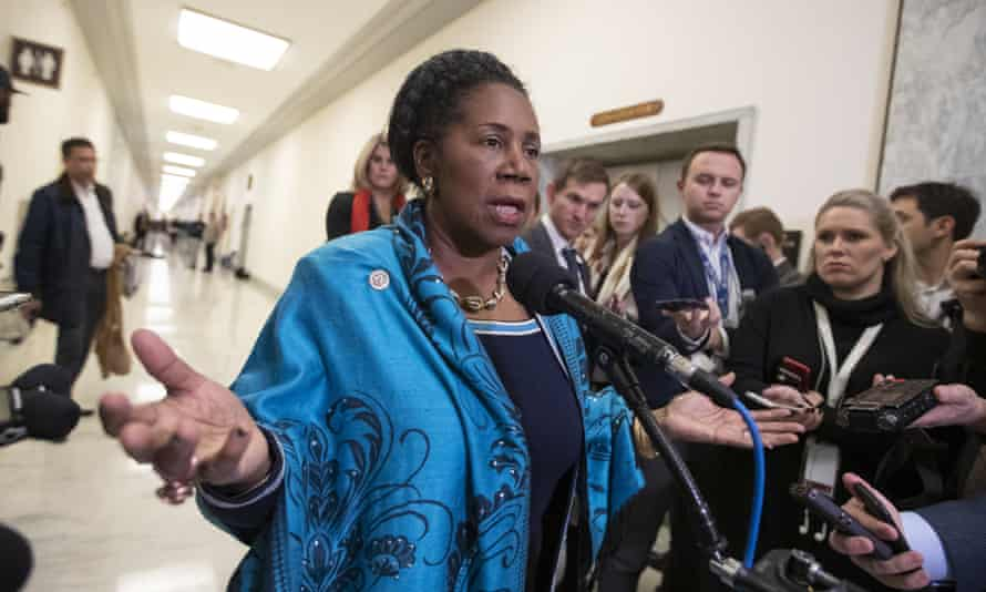 Sheila Jackson Lee, a Democratic representative from Texas, is sponsoring the resolution on reparations.