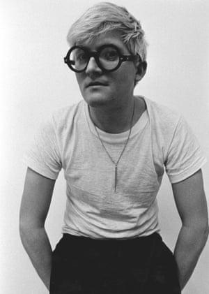 David Hockney, Notting Hill Gate, London, 1967