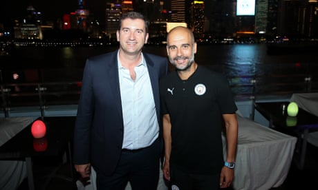 Manchester City accused of being 'disrespectful' by Chinese state media