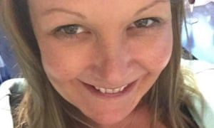 Melanie Clark, who was murdered by her husband, David on New Year's Eve 2017.