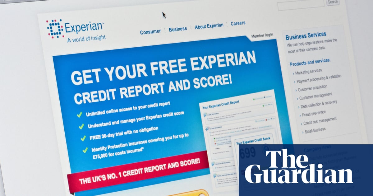 Beware the poor credit score that could be an own goal if you want a beware the poor credit score that could be an own goal if you want a loan money the guardian reheart Choice Image