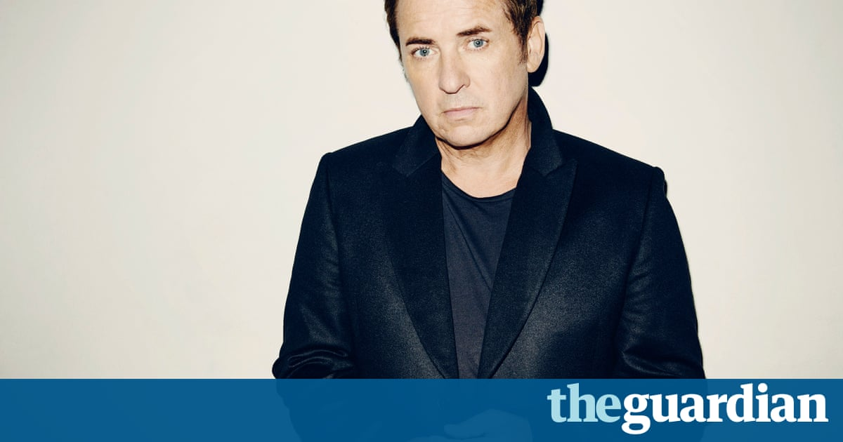 Shane Richie: 'Nick Knowles is a chippie who sings. I do this for a living'