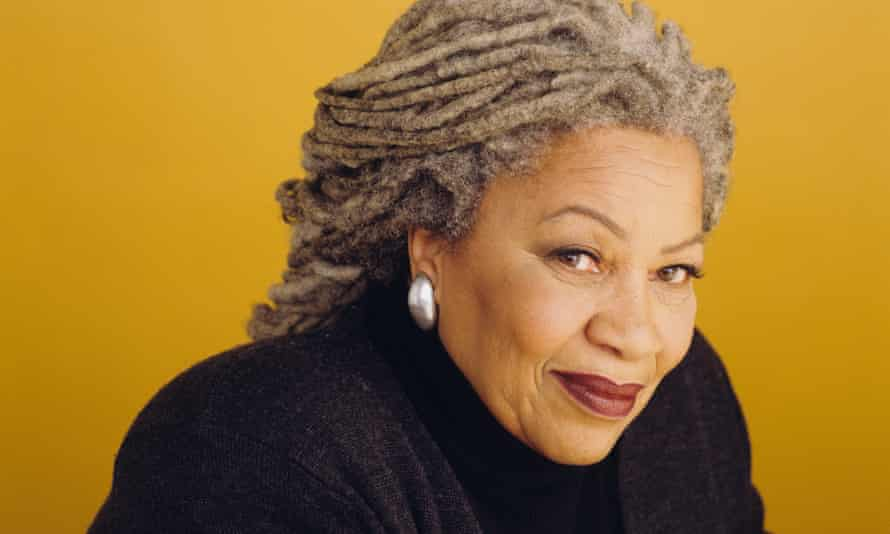 Toni Morrison, pictured in 1997.