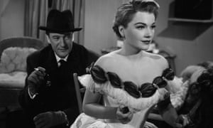 George Sanders and Anne Baxter in All About Eve.