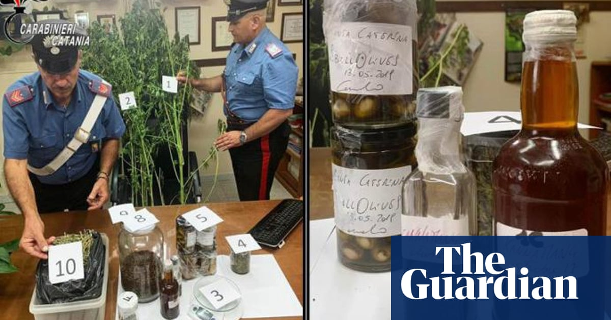 post-image-Pot and pans? Italian TV chef on cannabis charge was 'researching new flavours'