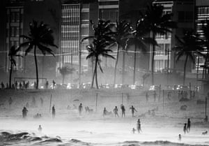 Thomas Hoepker: Copacabana, Rio de Janeiro, 1968Magnum began to distribute Hoepker's archive photographs in 1964, after which he became a full member of the organisation.