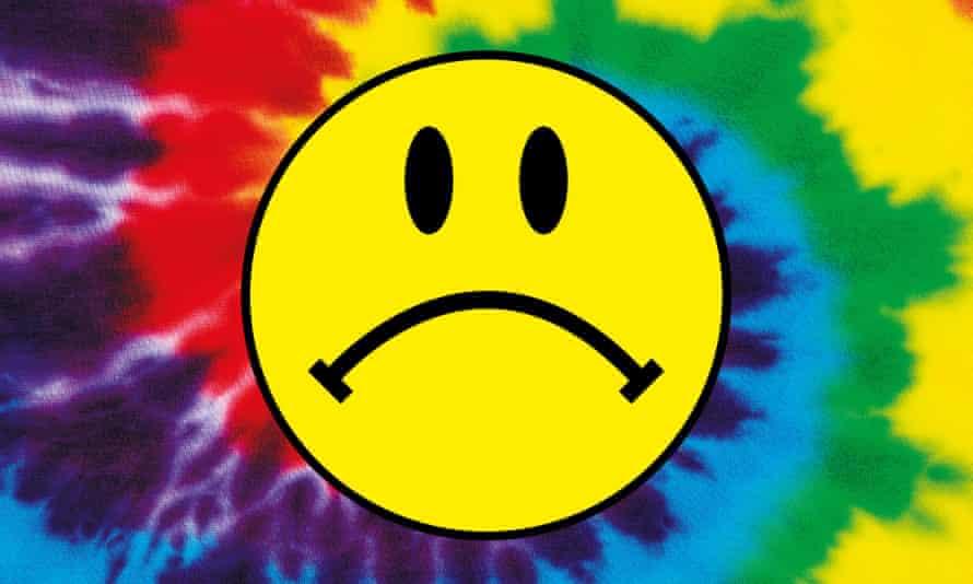 Upside-down smiley logo