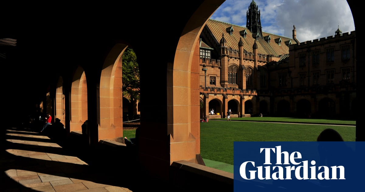 Australian universities may allow pseudonyms to protect students including those critical of China