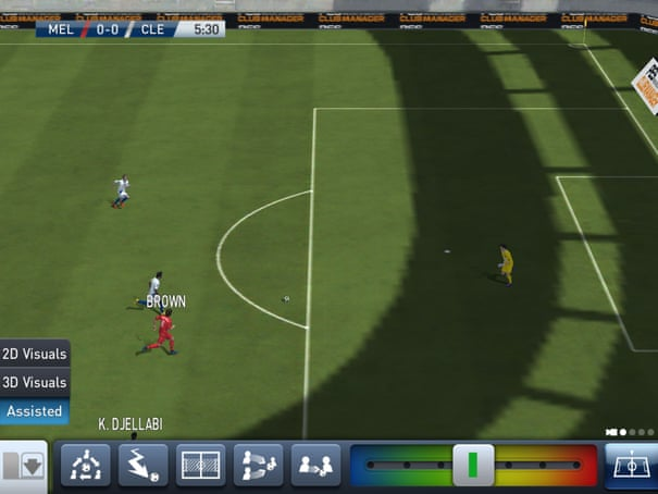 Gaffer on the go: the best football manager games for Android and