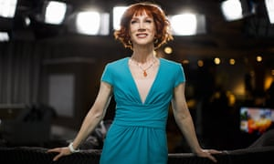 Kathy Griffin's Laugh Your Head Off tour runs through October in the US.